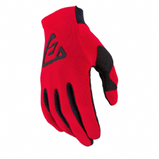 New 2020 Adult Answer AR2 Bold RED BLACK Gloves